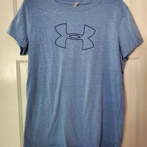 Under Armour heat gear t-shirt, loose fit